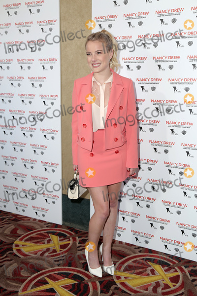 Photos From 'Nancy Drew And The Hidden Staircase' World Premiere