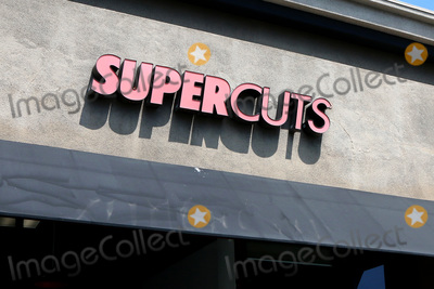 San Bernardino Photo - LOS ANGELES - APR 11  Supercuts store and signage at the Businesses Closed temporarily due to COVID-19 at the Hospitality Lane on April 11 2020 in San Bernardino CA