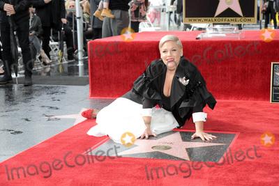 Photo - Pink Star Ceremony