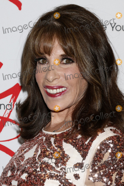 Photo - LOS ANGELES - AUG 19  Kate Linder at the Young and Restless Fan Event 2017 at the Marriott Burbank Convention Center on August 19 2017 in Burbank CA