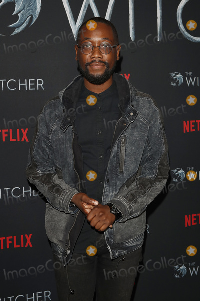 Adwin Brown Photo - LOS ANGELES - DEC 3  Adwin Brown at the The Witcher Premiere Screening at the Egyptian Theater on December 3 2019 in Los Angeles CA