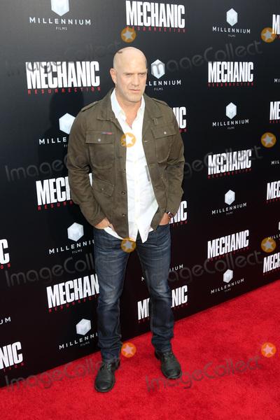 Photo - Mechanic Resurrection Premiere