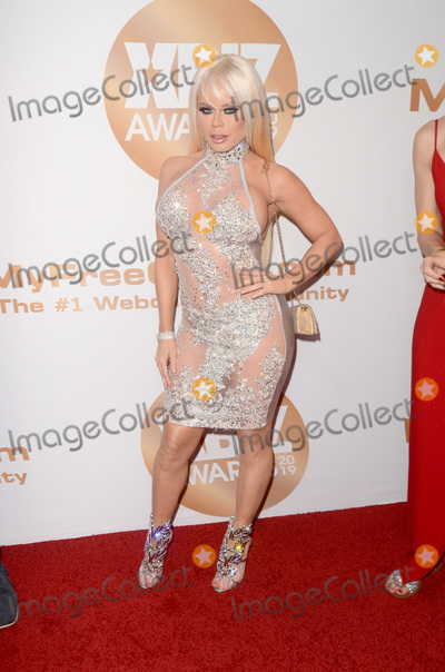 Photo - LOS ANGELES - JAN 17  Nikki Delano at the 2019 XBIZ Awards at the Westin Bonaventure Hotel on January 17 2019 in Los Angeles CA