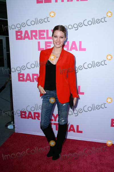 Photo - Barely Lethal Los Angeles Screening