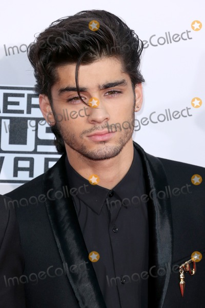 Photo - LOS ANGELES - NOV 23  Zayn Malik at the 2014 American Music Awards - Arrivals at the Nokia Theater on November 23 2014 in Los Angeles CA