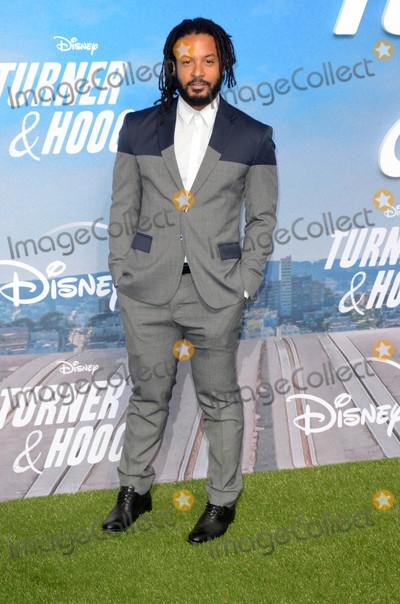 Photo - Disney Turner  Hooch Premiere Event