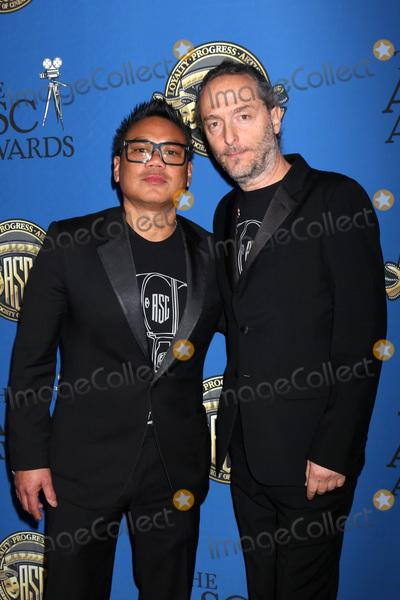Emmanuel Lubezki Photo - LOS ANGELES - FEB 17  Matthew Libatique Emmanuel Lubezki at the 32nd American Society of Cinematographers Awards at Dolby Ballroom on February 17 2018 in Los Angeles CA