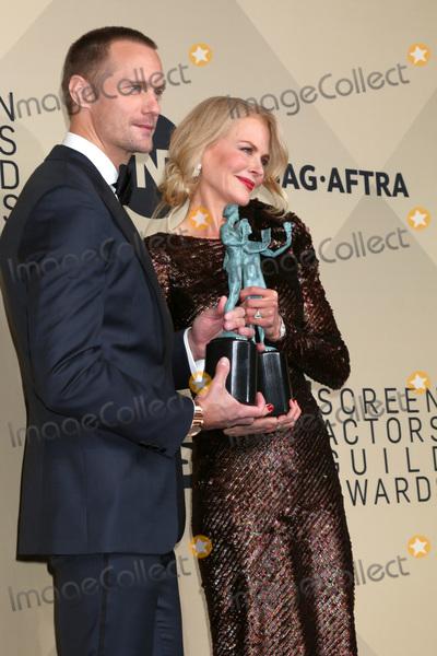 Photo - 24th Screen Actors Guild Awards - Press Room
