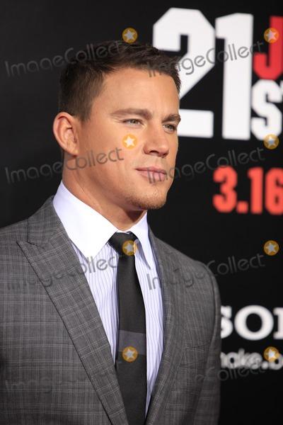 Channing Tatum Photo - 21 Jump Street  Premiere