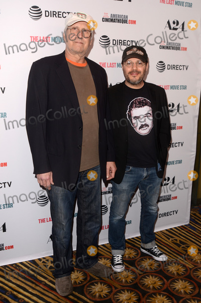 Adam Rifkin Photo - LOS ANGELES - FEB 22  Chevy Chase Adam Rifkin at the The Last Movie Star Premiere at the Egyptian Theater on February 22 2018 in Los Angeles CA