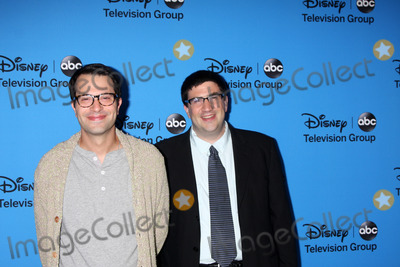 Adam Horowitz Photo - LOS ANGELES - AUG 4  Edward Kitsis  Adam Horowitz arrives at the ABC Summer 2013 TCA Party at the Beverly Hilton Hotel on August 4 2013 in Beverly Hills CA