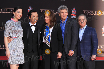 Alan Bergman Photo - LOS ANGELES - DEC 1  Cissy Wang Donnie Yen Kathleen Kennedy Alan Horn Alan Bergman at the Donnie Yen Hand And Footprint Ceremony at TCL Chinese Theater IMAX on December 1 2016 in Los Angeles CA