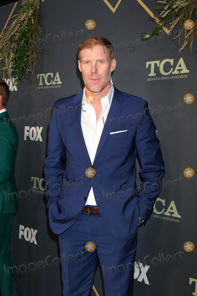 Alexi Lalas Photo - LOS ANGELES - FEB 1  Alexi Lalas at the FOX TCA All-Star Party at the Fig House on February 1 2019 in Los Angeles CA