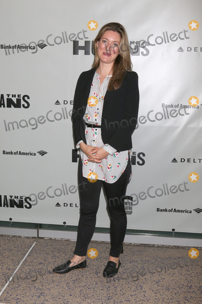 Photo - LOS ANGELES - JUN 20  Zoe Perry at the Humans Play Opening Night at the Ahmanson Theatre on June 20 2018 in Los Angeles CA