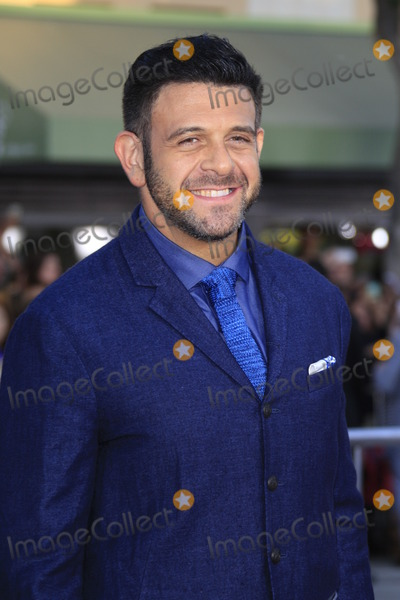 Adam Richman Photo - LOS ANGELES - APR 28  Adam Richman at the Neighbors Premiere at Village Theater on April 28 2014 in Westwood CA