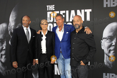 Allen Hughes Photo - LOS ANGELES - JUN 22  Dr Dre Jimmy Iovine Richard Plepler Allen Hughes at The Defiant Ones HBO Premiere Screening at the Paramount Theater on June 22 2017 in Los Angeles CA