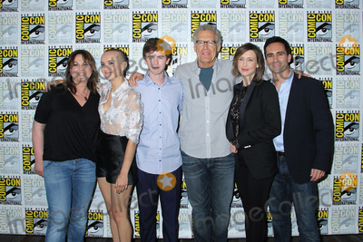 Photos From 'Bates Motel' Press Line - Comic-Con International 2014 - San Diego