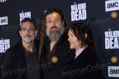 Ryan Hurst Photo - LOS ANGELES - SEP 23  Jeffrey Dean Morgan Ryan Hurst Norman Reedus at the The Walking Dead Season 10 Premiere Event at the TCL Chinese Theater on September 23 2019 in Los Angeles CA