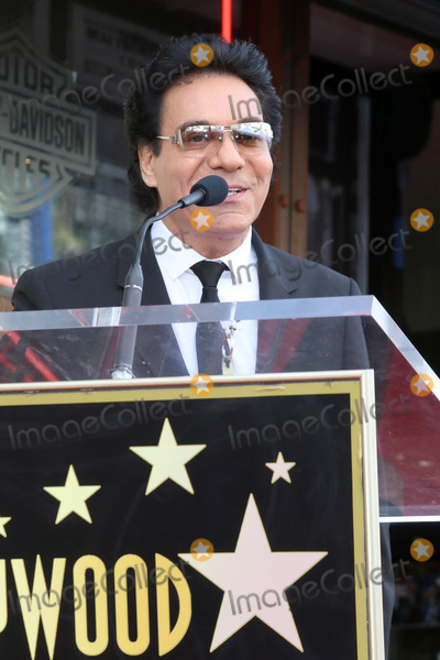 Photo - Andy Madadian Star Ceremony