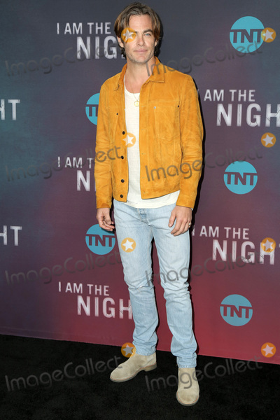 Photos From 'I Am The Night' FYC Event