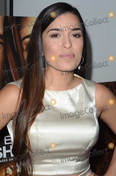 Alicia Sixtos Photo - LOS ANGELES - JUN 21  Alicia Sixtos at the Septembers of Shiraz Premiere at the Museum of Tolerance on June 21 2016 in Los Angeles CA