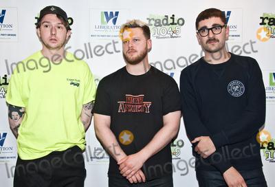 Photo - alt-J Visit Radio 1045