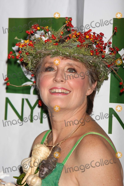 Alice Waters Photo - NYC  103108Alice Waters (chef) at Bette Midlers NY Restoration Projects annual Hulaween Gala Waldorf AstoriaDigital Photo by Natalie Foster-PHOTOlinknet