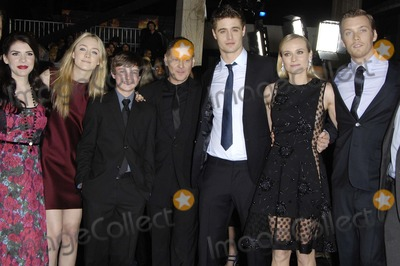 Andrew Niccol Photo - Stephenie Meyer Saoirse Ronan Chandler Canterbury Andrew Niccol Max Irons Diane Kruger and Jake Abel during the premiere of the new movie from OPENROAD THE HOST held at the Arclight Cinerama Dome on March 19 2013 in Los AngelesPhoto Michael Germana Star Max