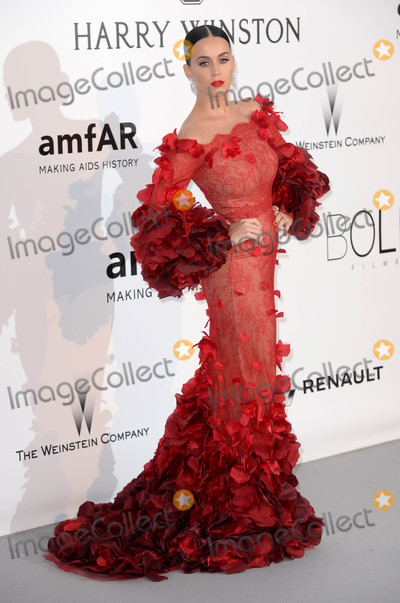 Photo - Photo by DPAADstarmaxinccomSTAR MAX2016ALL RIGHTS RESERVEDTelephoneFax (212) 995-119651916Katy Perry at the amfAR Cinema Against AIDS Gala at the Hotel Du Cap-Eden-Roc during the 69th Annual Cannes Film Festival(Cap dAntibes Cannes France)