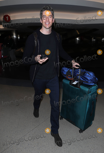 Photo - Arie Luyendyk Jr is seen at LAX Airport