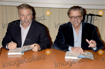 Photos From Alec Baldwin book signing in New York City