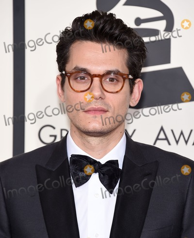 Photo - Photo by KGC-11starmaxinccomSTAR MAX2015ALL RIGHTS RESERVEDTelephoneFax (212) 995-11962815John Mayer at the 57th Grammy Awards(Los Angeles CA)