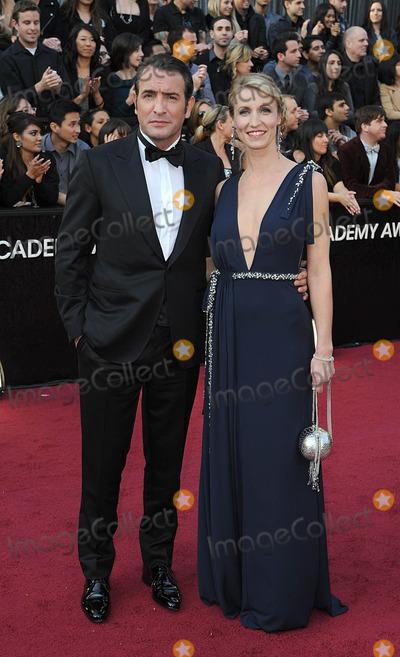 Alexandra Lamy Photo - Jean Dujardin and Alexandra Lamy  arriving for the 84th Academy Awards at the Kodak Theatre Los Angeles