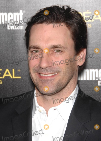 Photos From Jon Hamm at Entertainment Weekly's 17th Annual Screen Actors Guild Awards Nominee Gala. (Los Angeles, CA)