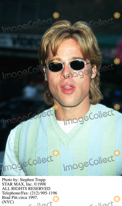 Photos From Brad Pitt STAR MAX - Archival Pictures -  Star Max  - 115615