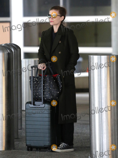 Photos From Celebrity Sightings at LAX Airport