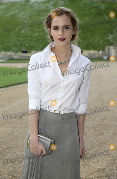 Photo - Photo by KGC-22starmaxinccomSTAR MAX2014ALL RIGHTS RESERVEDTelephoneFax (212) 995-119651314Emma Watson at a dinner at Windsor Castle to celebrate the work of the Royal Marsden Hospital(Windsor England)
