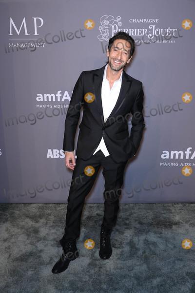 ADRIAN BRODY Photo - Photo by John NacionstarmaxinccomSTAR MAXCopyright 2018ALL RIGHTS RESERVEDTelephoneFax (212) 995-11962718Adrian Brody at the 2018 amfAR Gala in New York City(NYC)