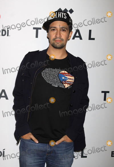 Photo - Photo by Victor MalafrontestarmaxinccomSTAR MAXCopyright 2017ALL RIGHTS RESERVEDTelephoneFax (212) 995-1196101717Lin-Manuel Miranda at The Third Annual TIDAL X Benefit Concert held at Barclays Center in Brooklyn New York(NYC)