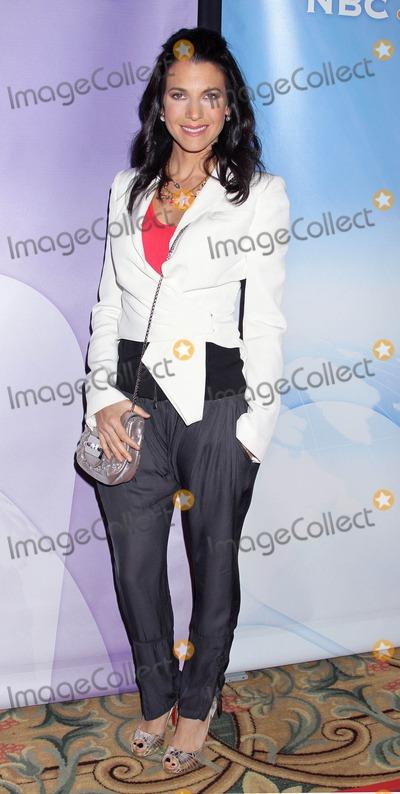 Photos From Jessica Seinfeld at NBC Universal's Press Tour Cocktail Party. (Pasadena, CA)