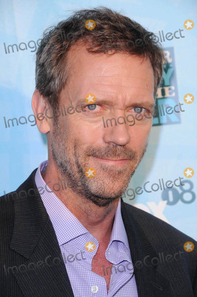 Photos From Hugh Laurie at the Fox All-Star Party at the Pier. (Santa Monica, CA)