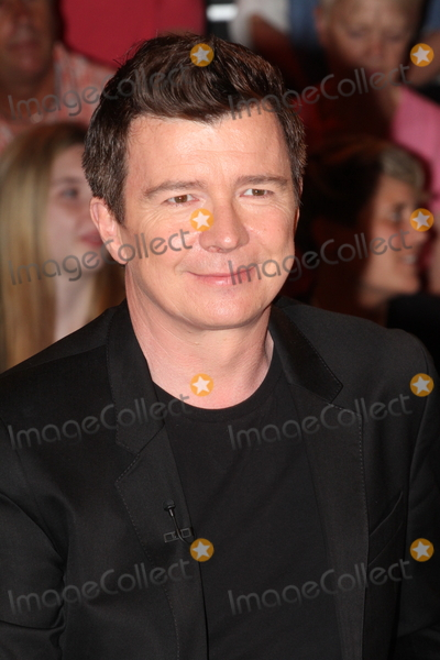 Photo - Rick Astley in Hamburg
