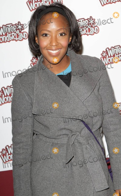 Angellica Bell Photo - Radio personality Angellica Bell at the VIP Launch of Hyde Parks Winter Wonderland which boasts festive lights and an iceskating rink London UK 111810