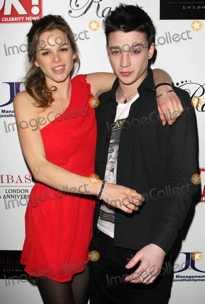 Ash Stymest Photo - Ash Stymest at the OK Magazine Christmas Party at Embassy London London UK 12610
