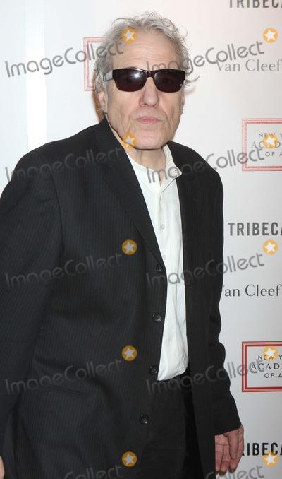 Abel Ferrara Photo - Abel Ferrara Arriving at the New York Academy of Art 2012 Tribeca Ball at the New York Academy of Art in New York City on 04-16-2012 Photo by Henry Mcgee-Globe Photos Inc 2012