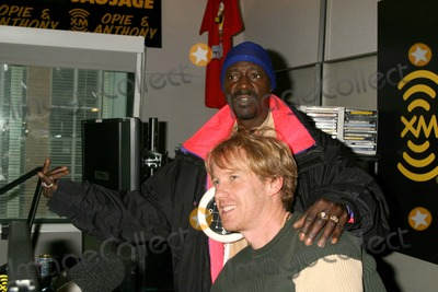 Opie and Anthony Photo - Flava Flav with Opie Hughes on Xm Satellite Radios Opie and Anthony at Xms Studios in New York City on 02-10-2005 Photo by Henry McgeeGlobe Photos Inc 2005