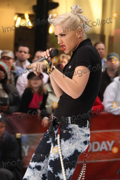 Photo - Gwen Stefani and No Doubt NBC Today Show