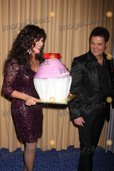 Cake,Donnie,Donnie Osmond,Marie Osmond,Donny Osmond Photo - osmond - Archival Pictures - Adam Nemser - 109408