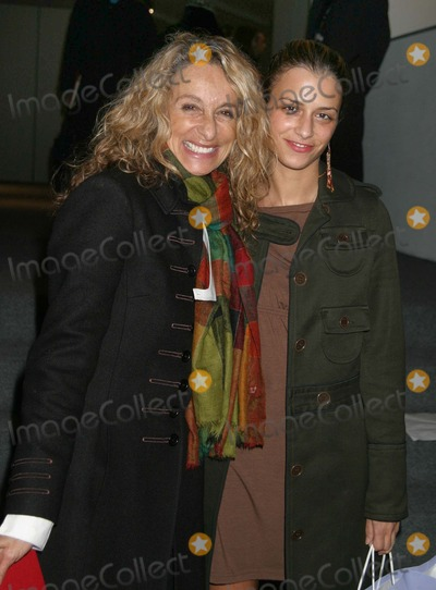 Ann Jones Photo - NYC  020905Ann Jones and Charlotte Ronson at the CYNTHIA ROWLEY fashion show during Fashion Week in Bryant ParkDigital Photo by Adam Nemser-PHOTOlinkorg
