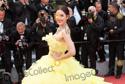 Araya Hargate Photo - CANNES FRANCE - MAY 13 Araya Hargate attends the screening of Sink Or Swim (Le Grand Bain) during the 71st annual Cannes Film Festival at Palais des Festivals on May 13 2018 in Cannes France(Photo by Laurent KoffelImageCollectcom)